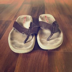 PRADA SANDALS FOR A GREAT PRICE!!!